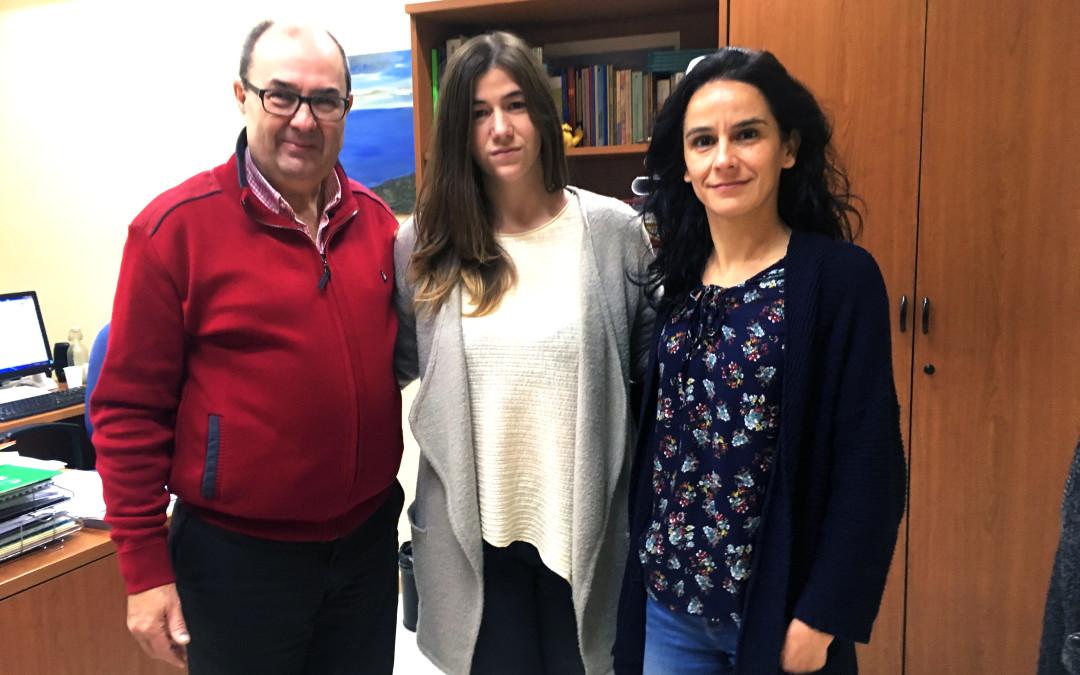 Noelia Arias, nueva Coordinadora de Comunicación en AMDEM