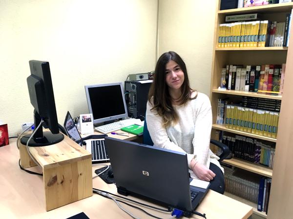 Noelia Arias Coordinadora Comunicación de AMDEM