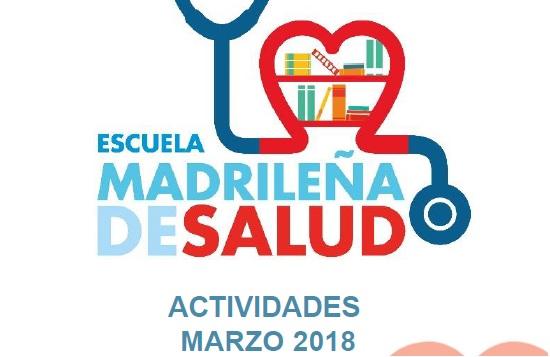 Boletín Marzo – Escuela Madrileña de Salud