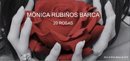 """Exposición de fotografía """"20 Rosas"""""""