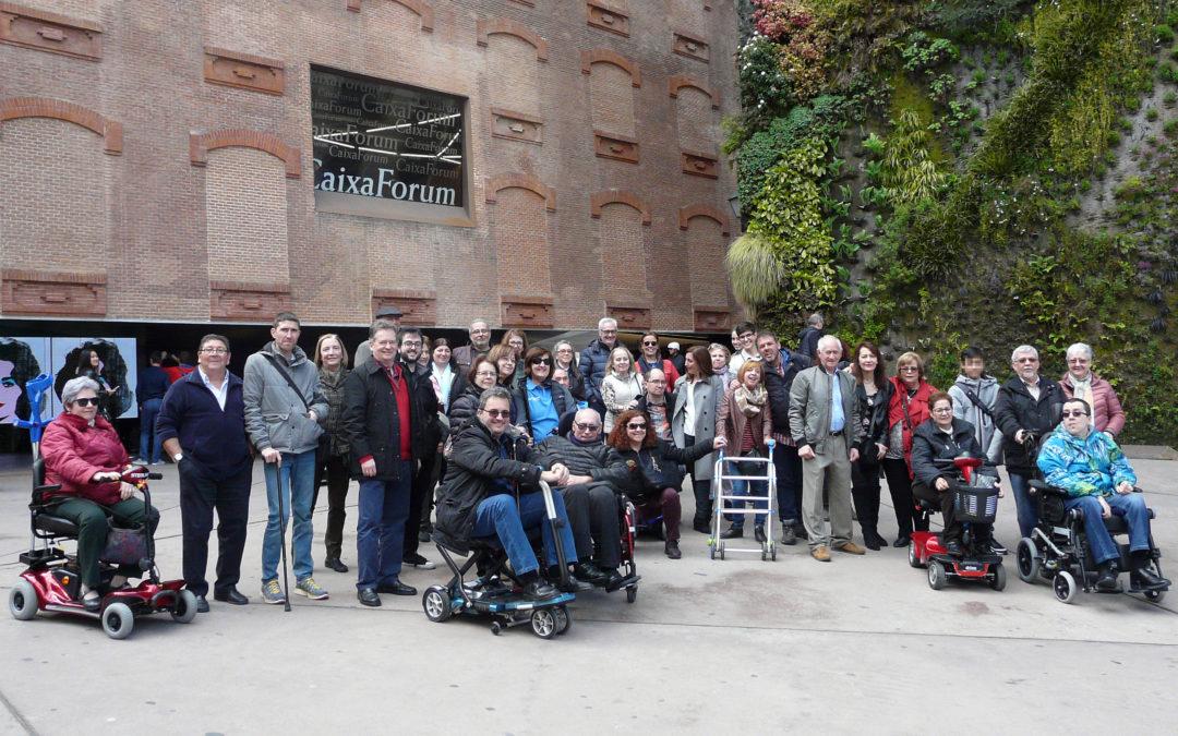 Excursión: Warhol en CaixaForum y Jardín Botánico