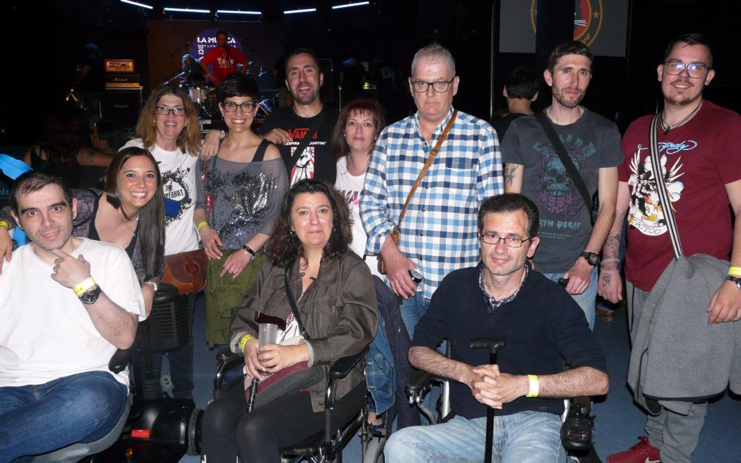 III Concierto de Rock benéfico por AMDEM y AFEM