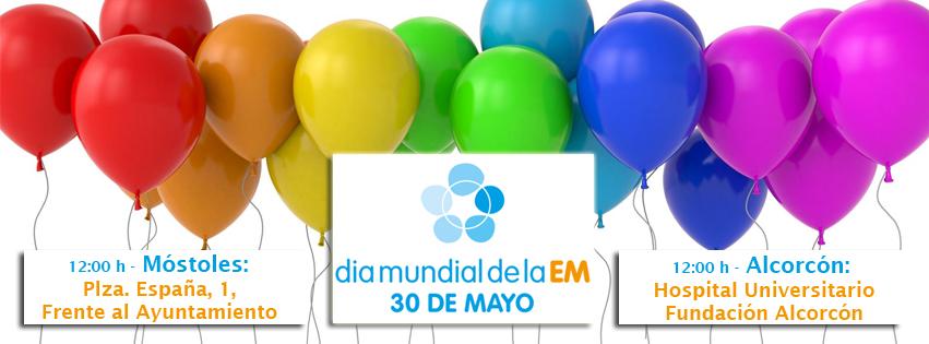 30 MAYO – Día Mundial de la Esclerosis Múltiple