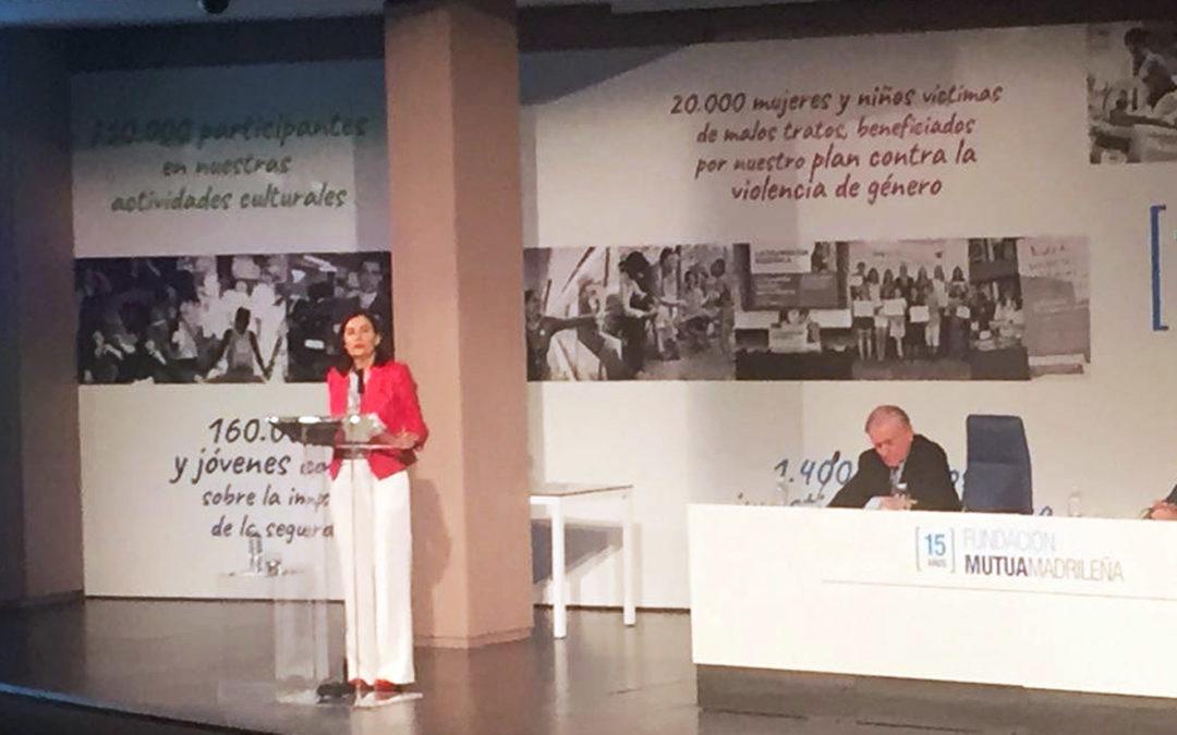 XV Entrega de Ayudas a la Investigación Fundación Mutua Madrileña