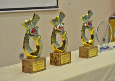 XIX Premios AMDEM 2018