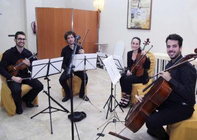 Cuarteto de Cuerda Character