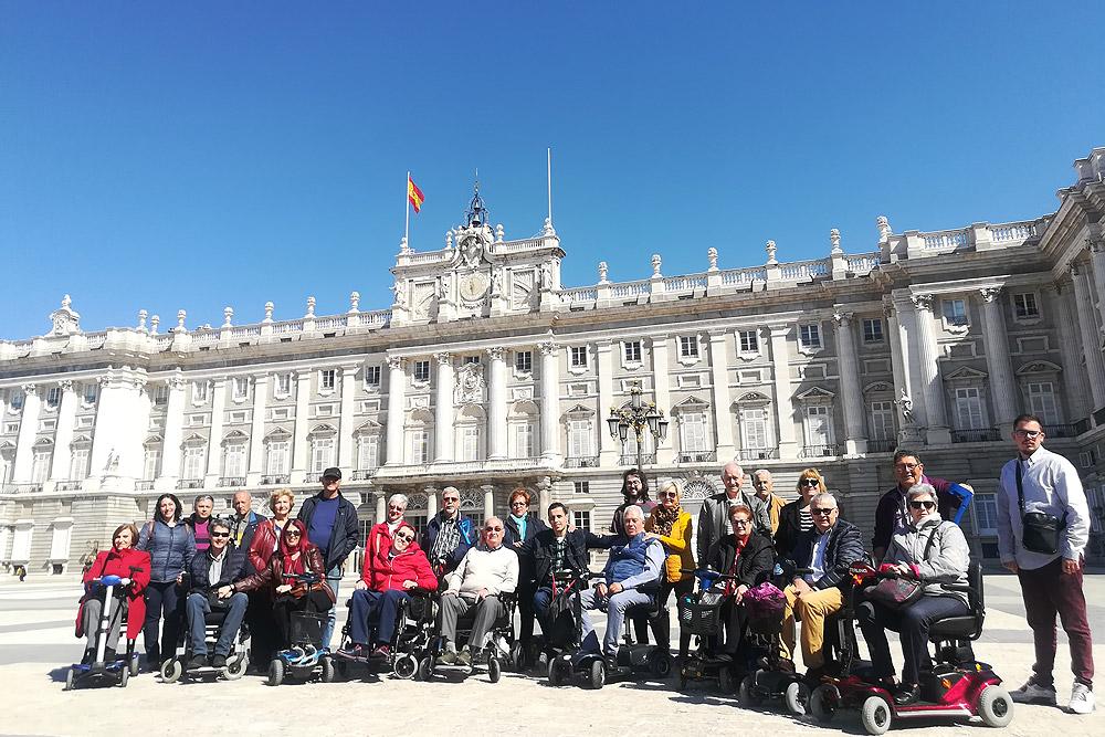 13/04/2019 Excursión al Palacio Real