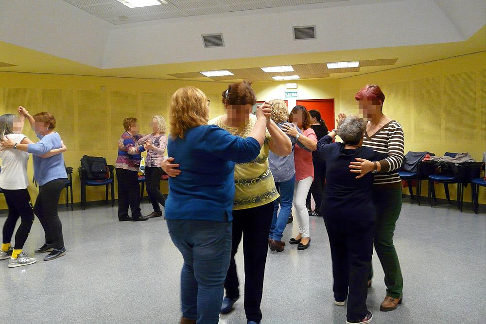 El baile como actividad saludable – Semana de la Salud de Móstoles 2019