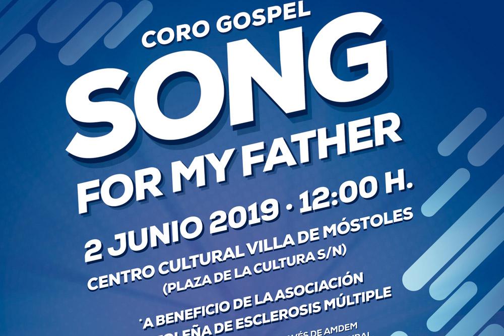 Coro Góspel por AMDEM – 2 JUNIO 2019