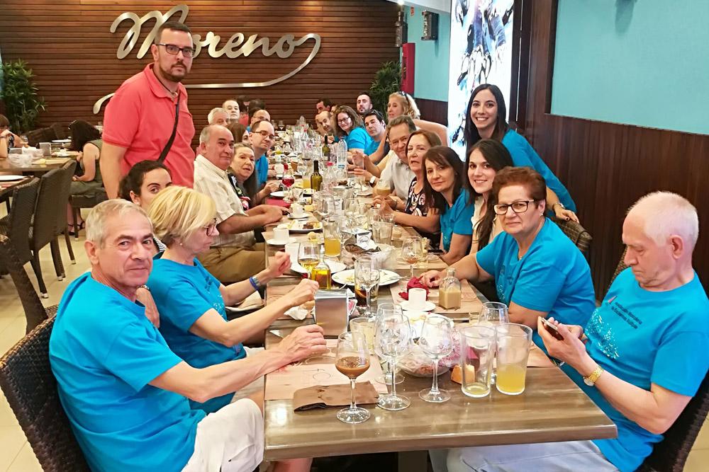 Comida Verano 2019 en Moreno