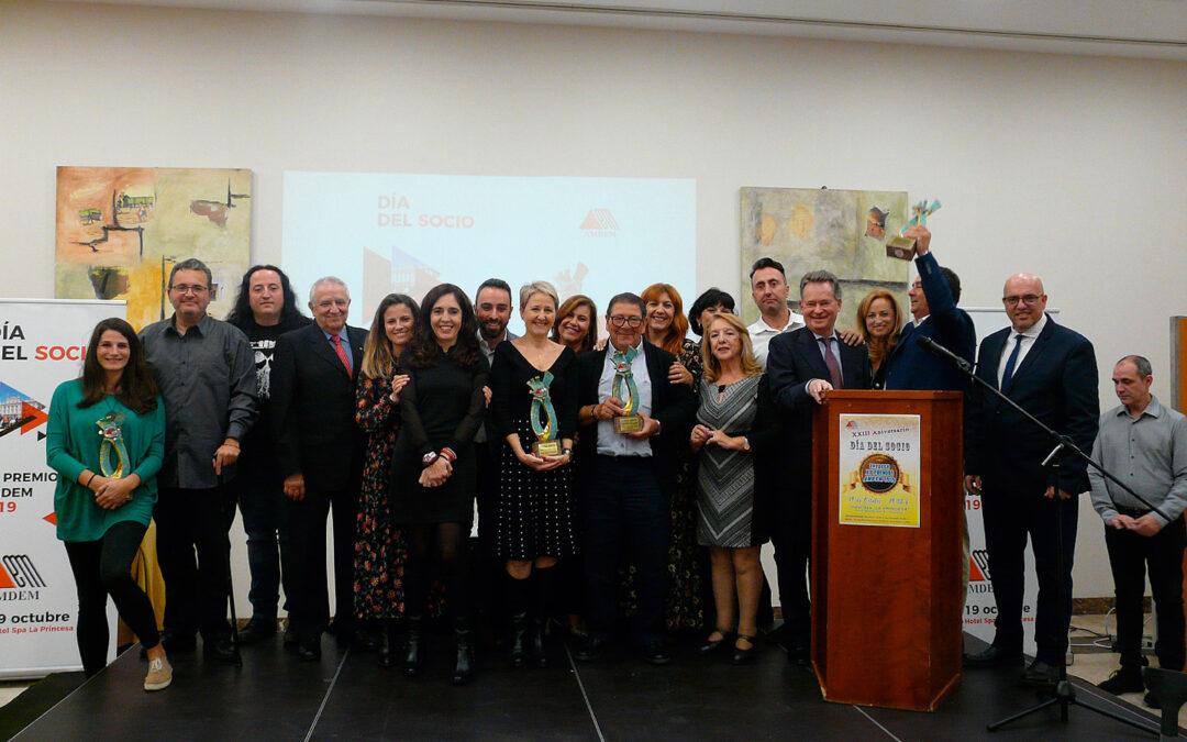 XXIII Aniversario y XX Premios AMDEM – Día del Socio