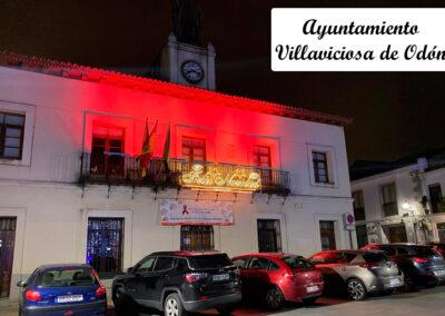 Dia-Nacional-EM-2019-fachada-villaviciosa-noche