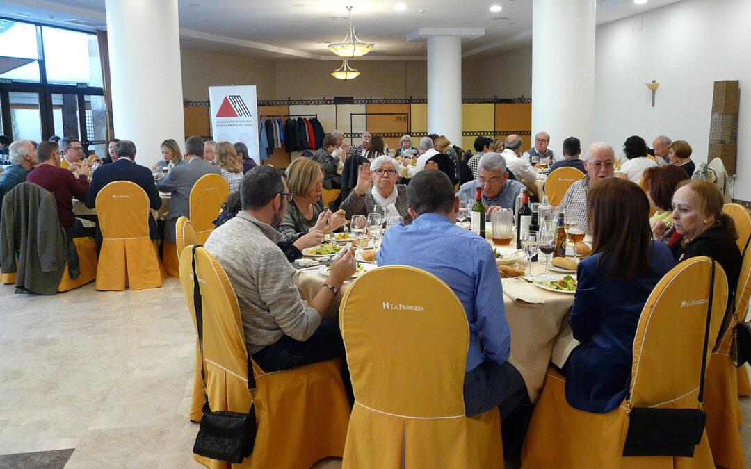 Almuerzo Fabada 2020 – XV Aniversario Sede AMDEM