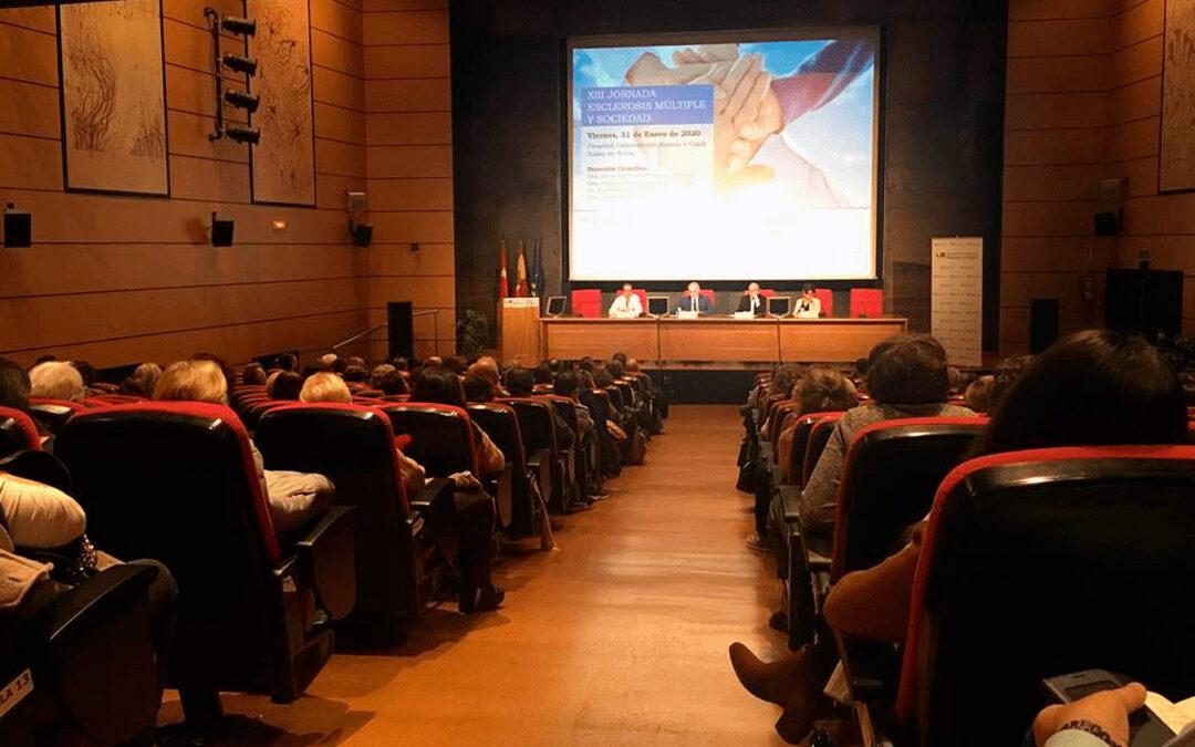 XIII Jornadas EM y Sociedad – Hosp. Ramón y Cajal