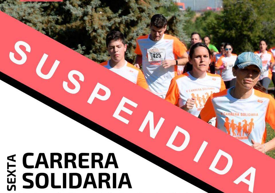 Carrera Solidaria por AMDEM – Colegio Fuenllana y Andel
