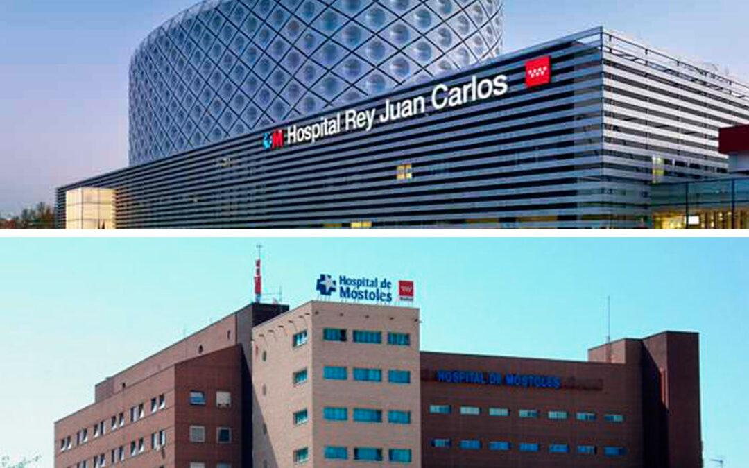 En Móstoles los Hospitales envían la medicación a pacientes de EM