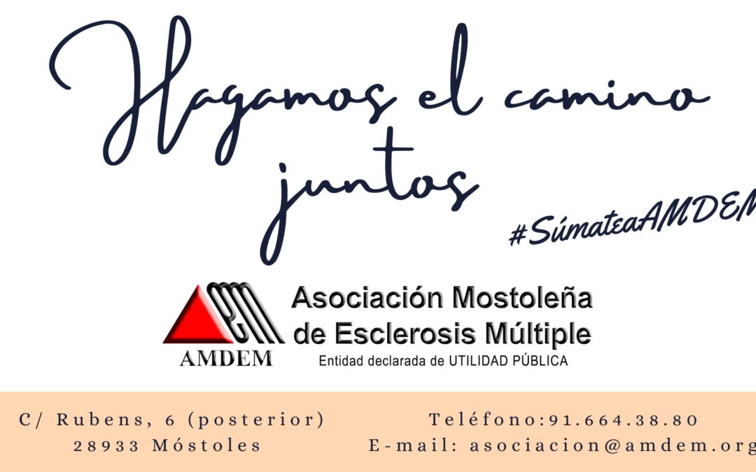 #SúmateaAMDEM – pequeñas GRANDES razones