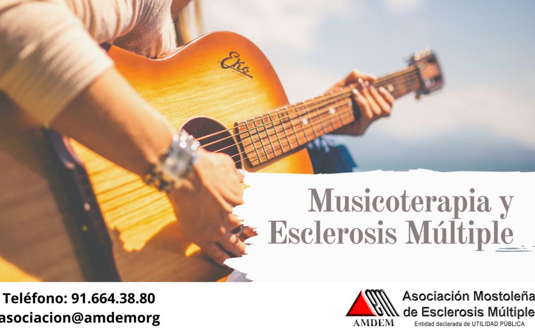 Musicoterapia y Esclerosis Múltiple ¿qué beneficios tiene?