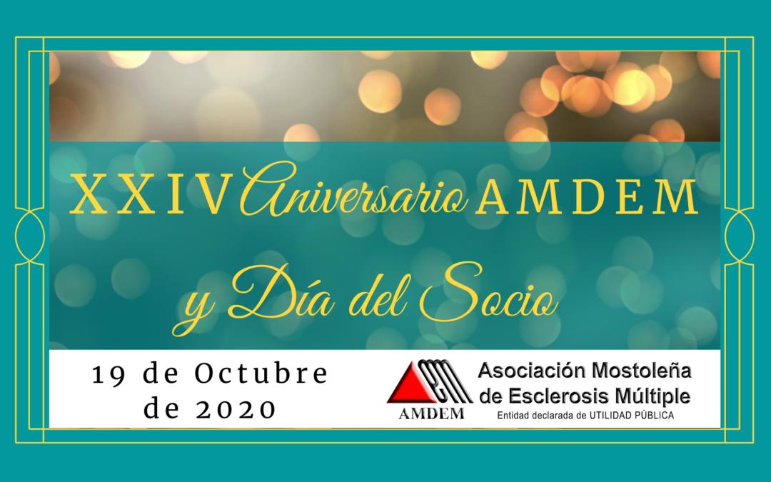 XXIV Aniversario AMDEM – Día del Socio
