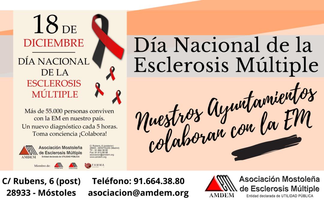 Día Nacional de la Esclerosis Múltiple – 18/12/2020