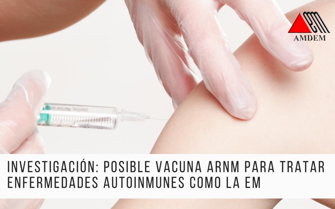 Posible vacuna ARNm de BionTech aplicable para la Esclerosis Múltiple