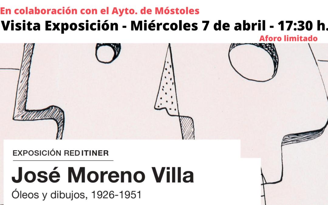Visita Exposición José Moreno Villa