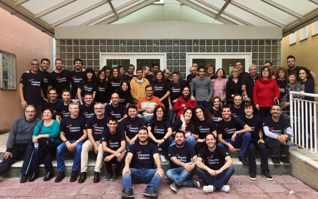 Taller de MasterChef con Fundación Telefónica