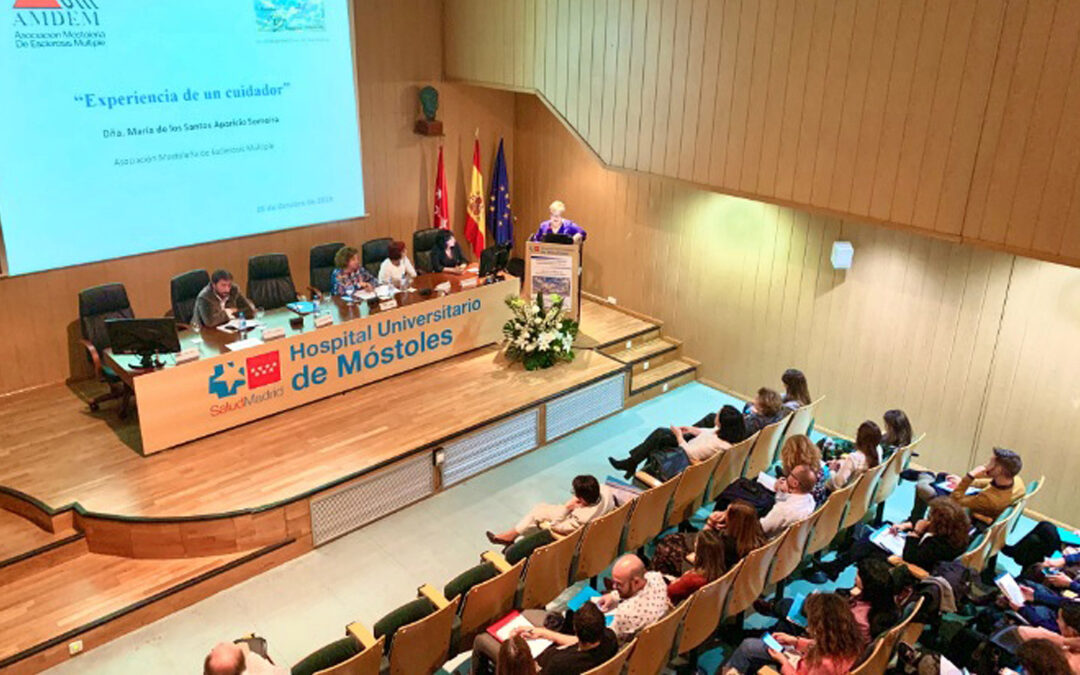 Jornadas Enfermería – Hospital Universitario de Móstoles