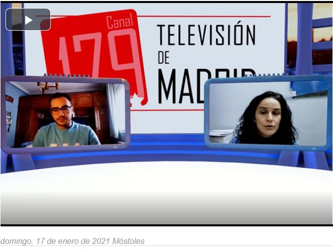 Entrevista Diario Soy-de a nuestra Directora de AMDEM