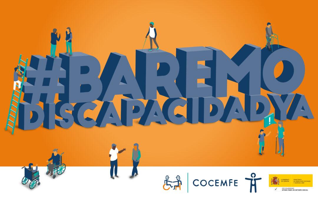 Nuevo Baremo de Discapacidad Ya – COCEMFE