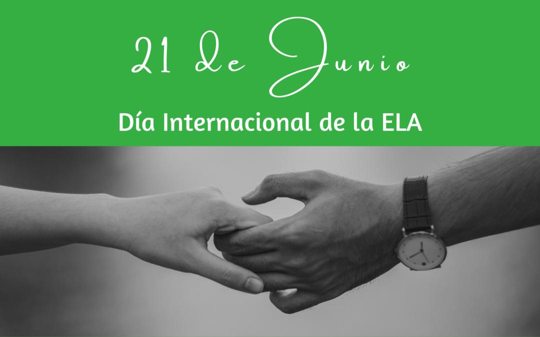 21 Junio – Día Mundial de la ELA