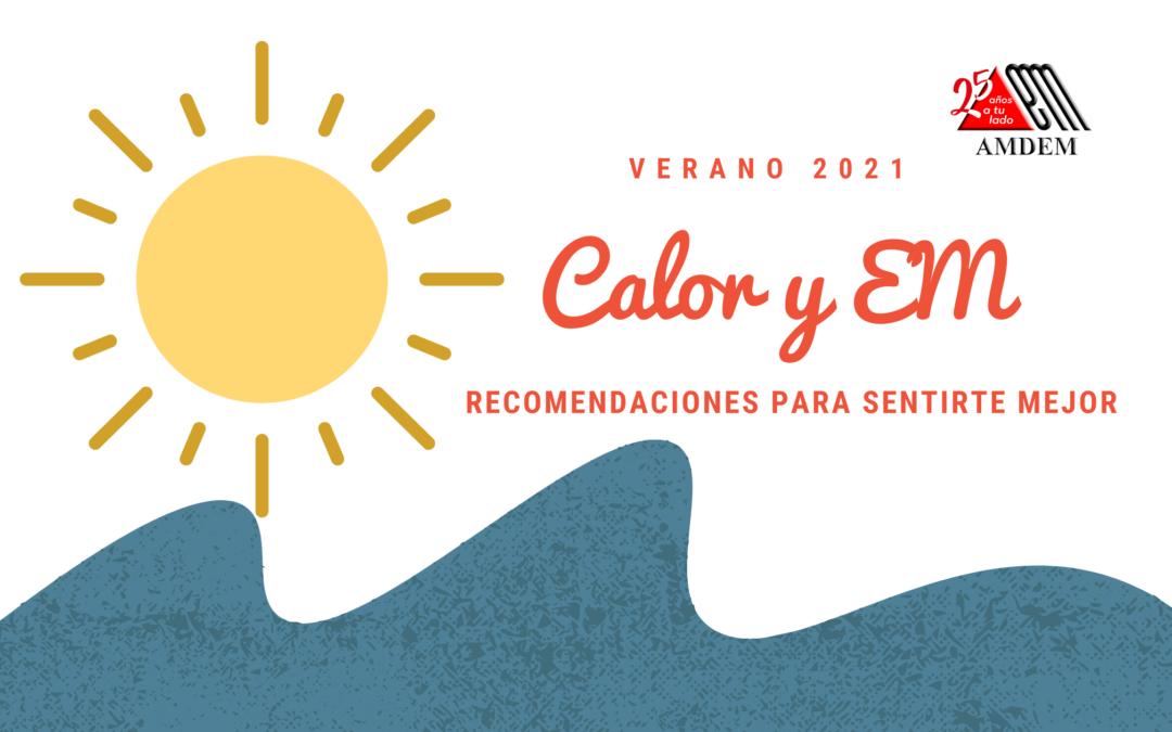 Recomendaciones para el Calor con Esclerosis Múltiple