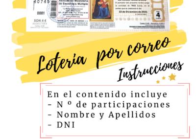 Loteria por correo AMDEM 2021 (2)